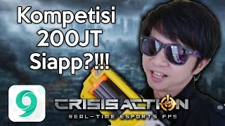 Video Mabar dan Bisa dapat 200Jt??!! - Crisis Action Indonesia MP3, 3GP, MP4, WEBM, AVI, FLV Oktober 2017