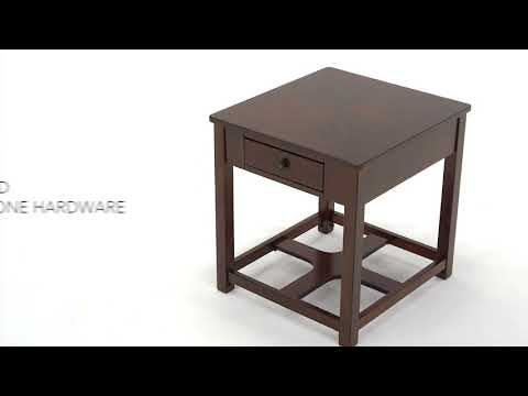 Marion T477-3 End Table