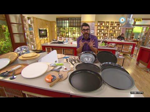 utensilios para pizza recetas cocineros argentinos