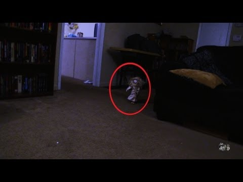 The Haunting Tape 25 (Ghost caught on video)