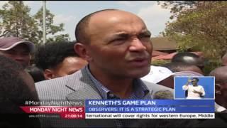 Monday Night News:Peter Kenneth's Game Plan, 24/10/2016