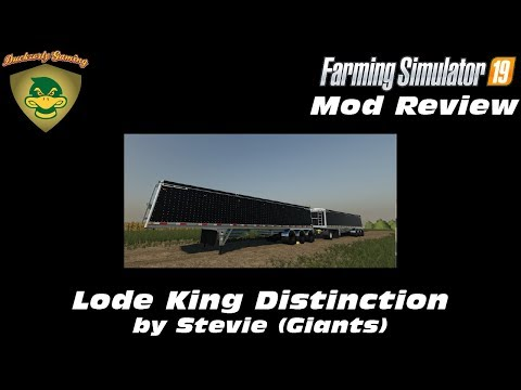LodeKing Distinction small update by Stevie