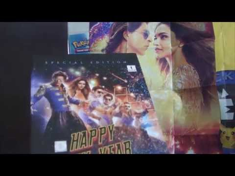 Video Shahrukh Khan Happy New Year DVD Review download in MP3, 3GP, MP4, WEBM, AVI, FLV January 2017