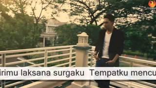Video Dudy Oris - Laksana Surgaku (lirik) MP3, 3GP, MP4, WEBM, AVI, FLV Desember 2018