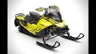 9. BRP Ski - Doo MXZ 600R E -TEC (2018)
