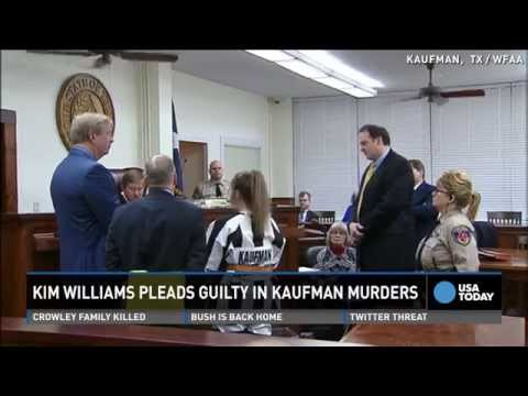 Wife sends husband to death row, then pleads guilty