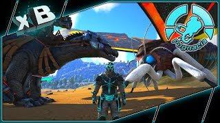 Mothra Vs Ultimate Tek Spino! :: Modded Ark: Pugnacia :: Ep 44