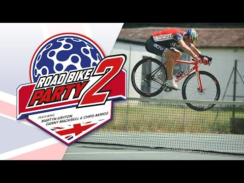 road - Road Bike Party 2 is here! Martyn Ashton and two very special guests take you on a new journey with a new bike in RBP 2. Follow GCN on YouTube: http://gcn.eu...