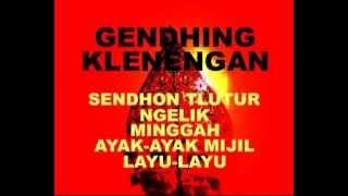 SENDHON TLUTUR & AYAK AYAK MIJIL LAYU-LAYU (SLM)