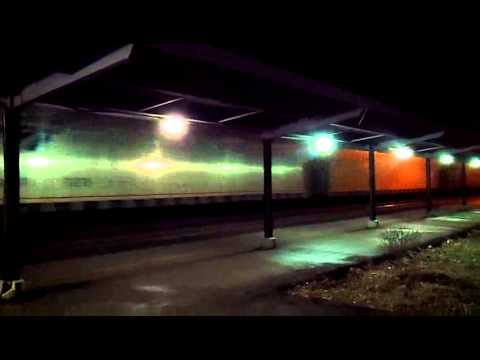amtrak auto train po53 at petersburg