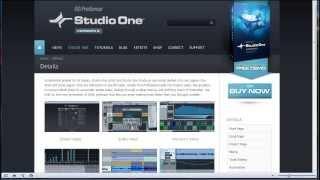 PreSonus Studio One Pro 2. Вступительное слово