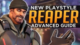 Overwatch's reaper has seen a few buffs recently which has resulted in him being a great pick against many comps. In this advanced guide we break down his new playstyle as a brawler and where you can still use his old lurk and pounce play style. Let us know what you think and be sure to drop a Like & Subscribe if you enjoyed!Subscribe here - http://bit.ly/2aN1OuOWe are YOUR OVERWATCH:Destiny Channel: https://www.youtube.com/channel/UCb4Jomiox07xosU843EYTiwPatreon - https://www.patreon.com/YourOverwatchTwitter - https://twitter.com/youroverwatchytTwitch - https://www.twitch.tv/youroverwatch Discord Server:https://discordapp.com/invite/youroverwatchFREEDO's personal channel for Overwatch esports talk and more!https://www.youtube.com/user/xfreeedo