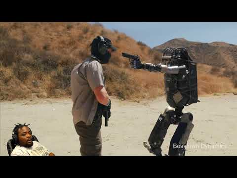 New Robot Makes Soldiers Obsolete (Corridor Digital) reaction with PG