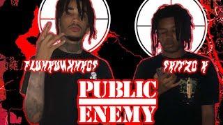 Fluhkunxhkos & Skitzo K - Public Enemy [Prod by 2wo2imes]