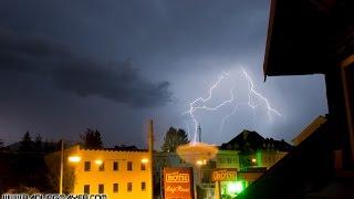 Unwetter Graz 17.07.2015 timelapse