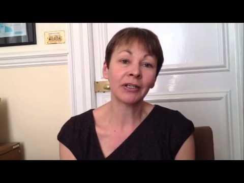 Take Action for Shaker Aamer - Caroline Lucas, MP