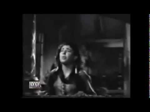 kahan ho tum - Film - Malhar -- 1951 Singer -- Lata, Mukesh.