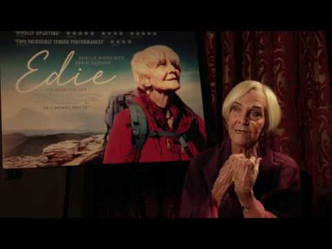 Sheila Hancock On The Mountainous Challenge Of Edie (видео)