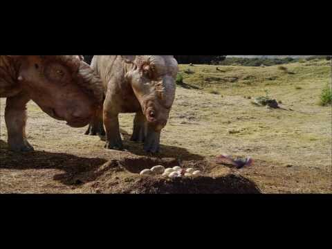 Walking with Dinosaurs Clip 'Eggs Hatching'
