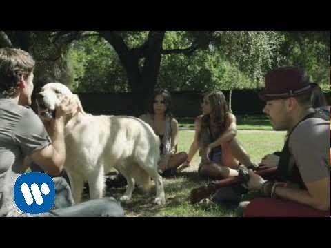 Con Quien Se Queda El Perro? - Jesse y Joy (Video)