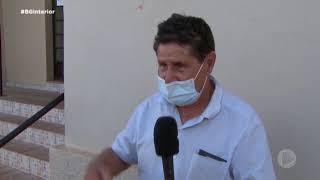Homem furta estabelecimento usando trator em Chavantes