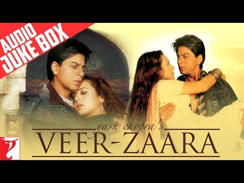 Veer Zaara Audio Jukebox Late Madan Mohan Shah Rukh Khan