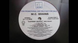 M.C. Brains - G-String