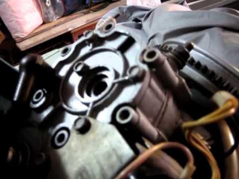 лодочный мотор москва 30 замена сальники