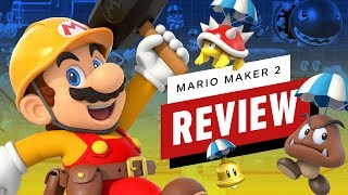 Super Mario Maker 2 Review by IGN