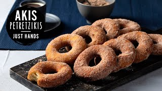 Quick homemade donuts   Akis Petretzikis Kitchen by Akis Kitchen