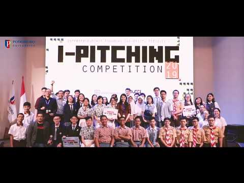 Grand Final I-Pitching Competition 2019