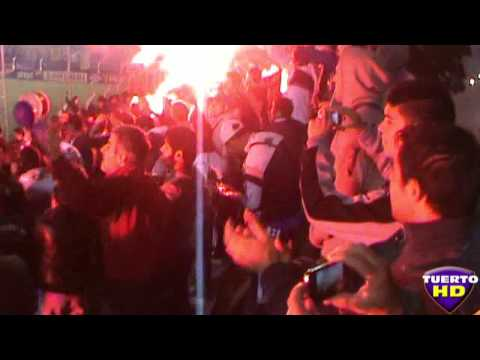 Defensor Peñarol - Solo Recibimiento - Estadio Franzini - La Banda Marley - Defensor
