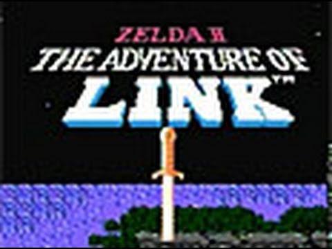 zelda ii the adventure of link nes