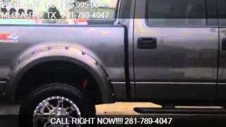 2006 Ford F150 FX4 SuperCrew - for sale in Pinehurst, TX 773