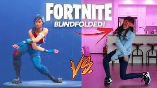 Video Fortnite Dance Challenge (Blindfolded!) | Ranz and Niana download in MP3, 3GP, MP4, WEBM, AVI, FLV January 2017