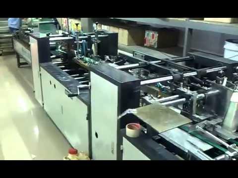 Video máy dán hộp ZH-880B