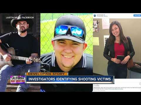 Investigators begin to identify Thousand Oaks shooting victims