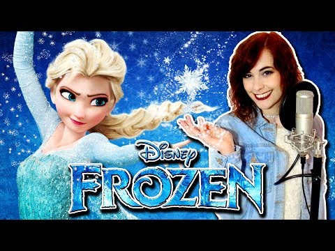 Frozen - Let It Go Cover by Cat Rox Cover
