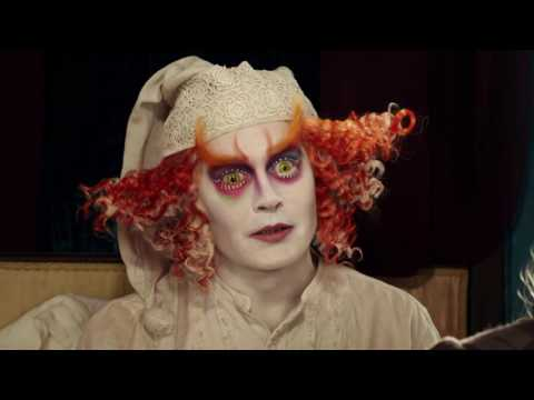 Alice Through the Looking Glass (TV Spot 'Welcome You Back')
