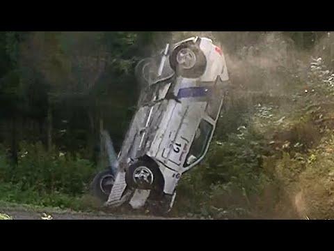 Big Rally Crash Compilation + Bonus