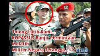 Video Jadi Rebutan.Pasukan Khusus Indonesia diMinta  turunkan ilmu Militer Negara ASEAN MP3, 3GP, MP4, WEBM, AVI, FLV Agustus 2018