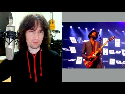 British guitarist reacts to new blues SENSATION Gary Clark Jr!
