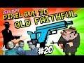 Dad Son Play Pixel Gun 3d: Old Faithful Mafia Wars past