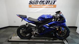 9. 2006 Yamaha  YZF-R6– used motorcycles  for sale– Eden Prairie, MN