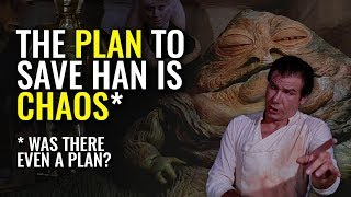 Video What was the plan to save Han from Jabba? MP3, 3GP, MP4, WEBM, AVI, FLV Maret 2018