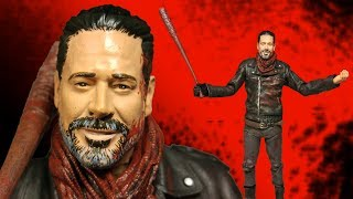 This is a review of The Walking Dead: Walmart Bloody Exclusive: Color Tops: Negan 7 Inch action figure made by McFarlane Toys.Check out The Walking Dead Action Figure & Memorabilia Page:https://www.facebook.com/groups/455913274485834/