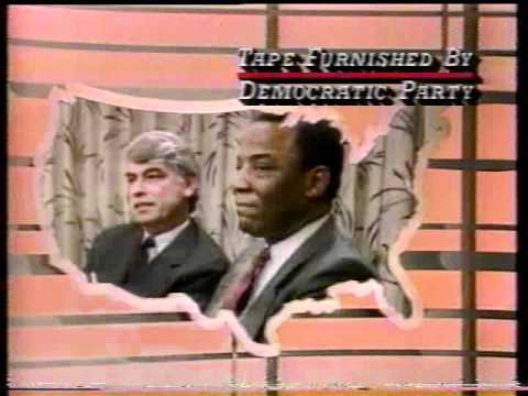 The Dems' response to Reagan in 1985