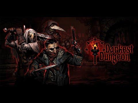 #1 Darkest Dungeon Классная пошаговая стратегия ! Первый Заход !