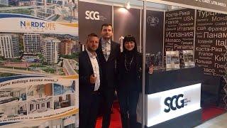 Видеосюжет ТРК Киев о выставке зарубежной недвижимости
