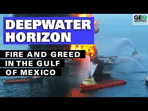 Deepwater Horizon: Fire and Greed in the Gulf of Mexico